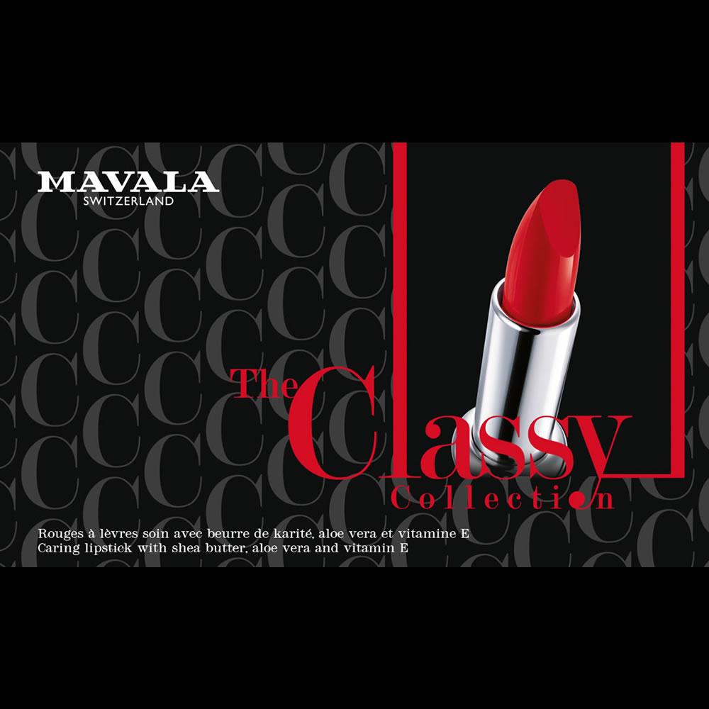 Exemple de Collection du site MAVALA International
